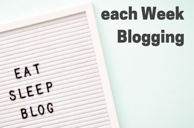 How to Save Hours of Time each Week when Blogging