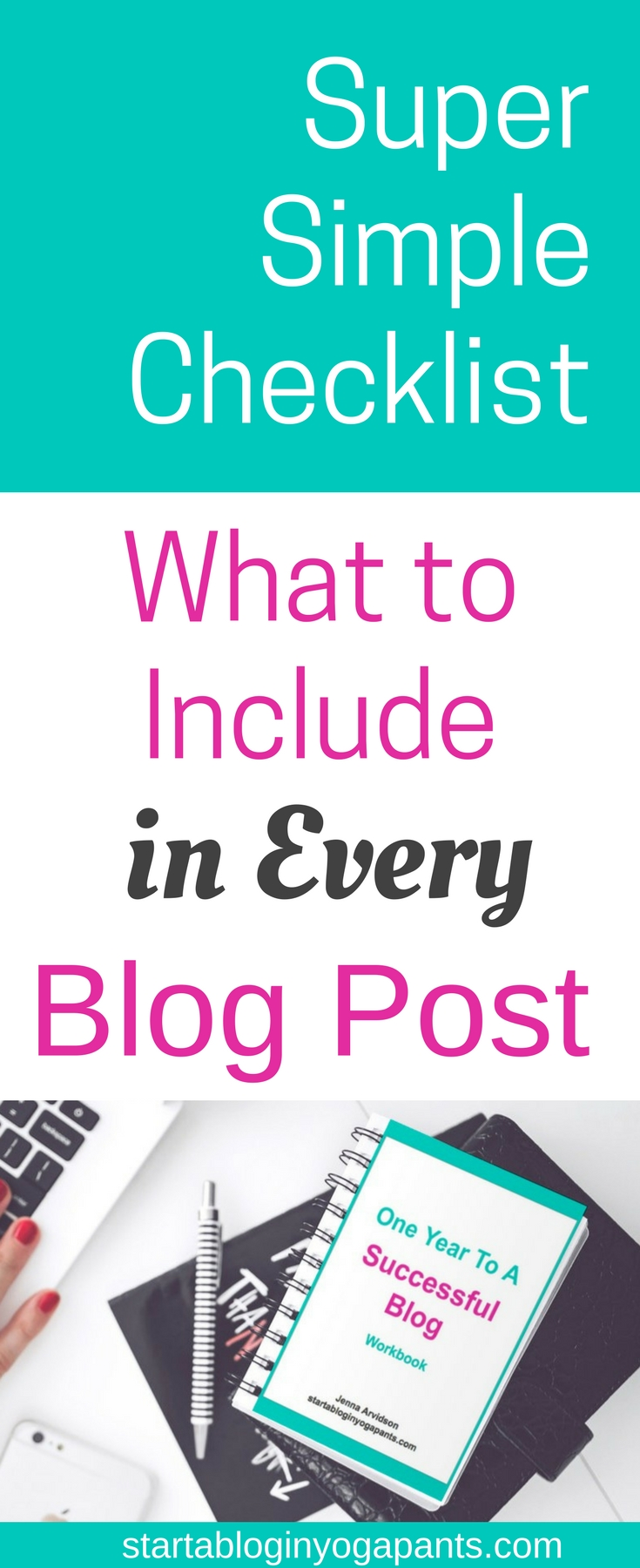 what to include in a blog post
